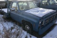 1974 Chev Tow Truck Year: 1974 Make: Chev Model: 1 Ton Style:Tow truck Engine: 400 propane Transmission: Auto  Interior: KM: unknown Add info: 12,000 lb winch Price: $3000 or OBO