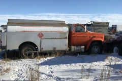 1978 Chev Fuel Truck Year: 1978 Make: Chev Model: 3 Ton Style: Fuel Truck Engine: 355 Transmission: 5 spd + 2 Add info: parked for 3 years Price: $3000 OBO