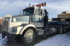 1990 Kenworth Truck Year: 1990 Make: enworth Model: T 800 Style: Engine: C 15 Cat Transmission: 18 Spd Interior: Good KM: 1.4 mil Add info: 40,000 lb winch truck Price: $25,000 or OBO