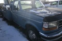 1995 Deck Truck