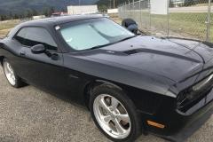 Year: 2010 Make: Dodge Model: Challenger Colour: Black Style: 2 Door Engine:  Hemi