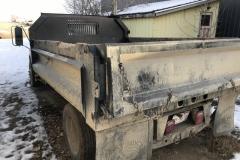 1999 Chev 1 Ton Year: 1999 Make: Chev Model: 1 Ton Style:Dump Truck Engine: Diesel Transmission: 5 spd Interior: Fair KM: unknown Add info: Good Box, Aux. Hyd. Price: $7500 or OBO