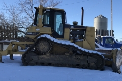 D6M Cat Year: 1999 Make: Cat Model: D6M Style: 6 Way Dozer Engine: 3126 Transmission: New Interior: Good KM's: 10,000 Hours Add info: Ripper Price: $75,000 OBO