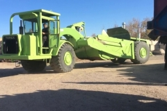 Earth Mover Terex TS14B 1978