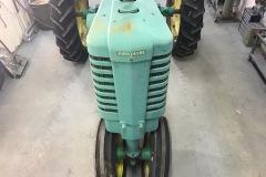 JD Model A Tractor circa  1940