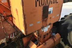 Monroe Sand Spreader Year: Make: Monroe Model: Style: Sand spreader Engine: Honda Transmission: Interior: KM: Add info: Great condition Price: $3000 or OBO